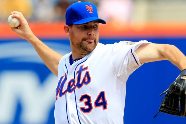 Twins to Sign Mike Pelfrey