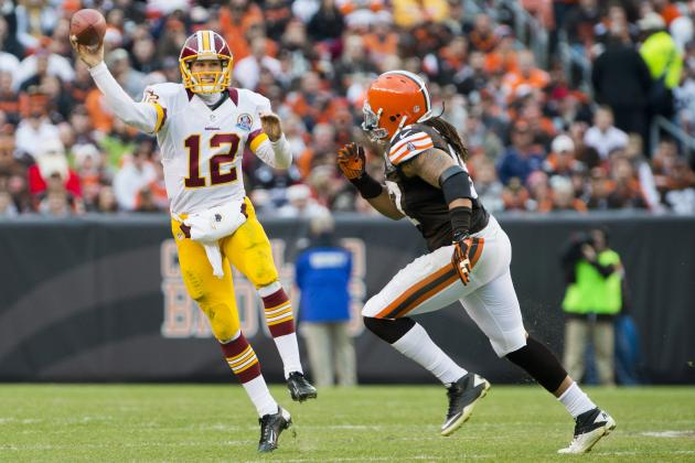Redskins Defeat Browns 38-21: 10 Stats from Week 15 Matchup