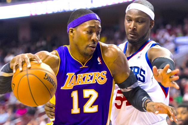 Los Angeles Lakers vs. Philadelphia 76ers: Live Score, Results, Game Highlights