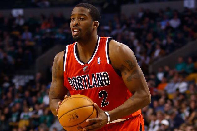 Wesley Matthews Returns Tonight vs. Hornets