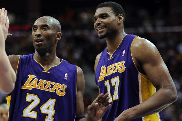 Bynum: Kobe Stunted My Development in L.A.
