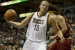 Bucks' Big Man Suspended for Hitting Ref with Ball