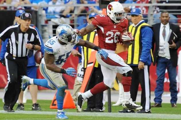 Cardinals 38, Lions 10