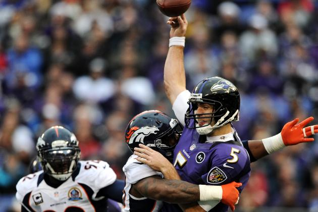 Mark Kiszla: Broncos Show Ravens How NFL Defense Is Really Played
