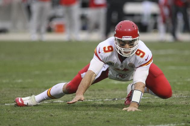 Rounding Up Reaction to Kansas City Chiefs' Offensive Bellyflop