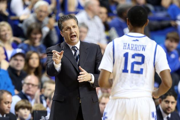 Kentucky Basketball 2012-13: Why Ryan Harrow Was Right PG Call for Calipari