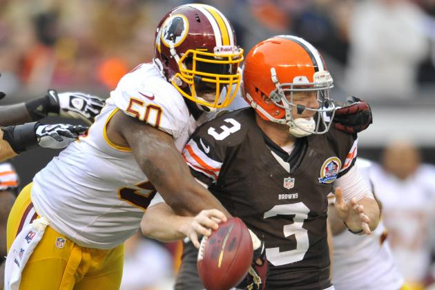Redskins vs. Browns: Offensive Regression, Lack of Preparation Dooms Browns
