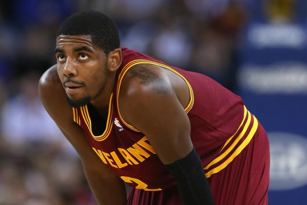 Kyrie Irving Is the NBA's Next Elite Point Guard