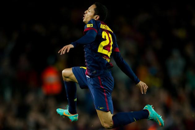 Barcelona vs. Atletico Madrid: Tito Vilanova Passes Test with Flying Colors
