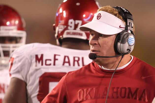 Oklahoma Football: Why Mike Stoops Is Key to Cotton Bowl Victory over Texas A&M
