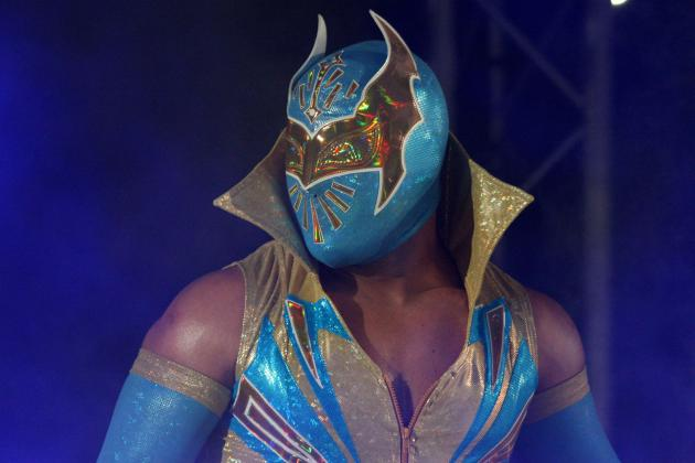 WWE TLC 2012 Results: Sin Cara Potentially Hurt After Huge Tables Match Fall