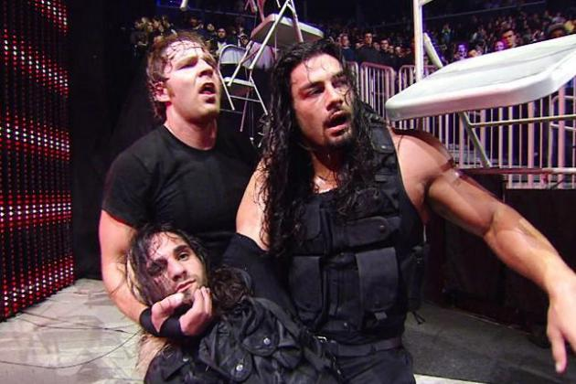 WWE TLC 2012 Results: How the Shield Put Themselves on the Map Tonight