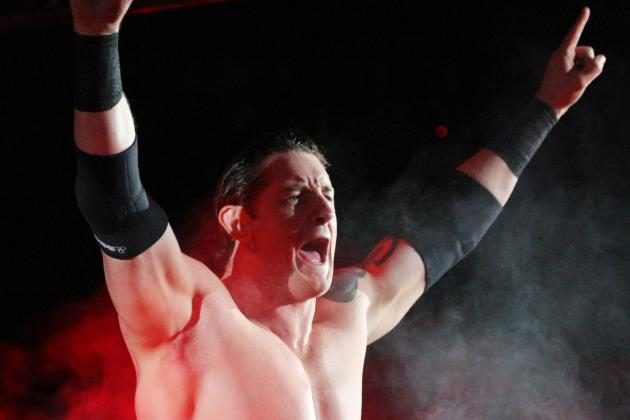 TLC 2012 Results:  What's Next for Wade Barrett After His Loss to Kofi Kingston?