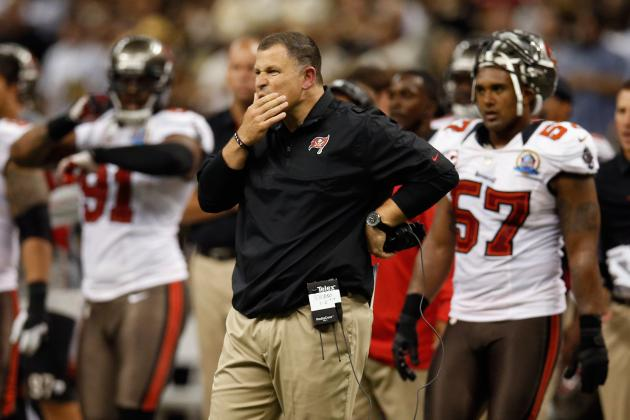 Buccaneers vs. Saints: Tampa Bay Should Just Give Up on December Games
