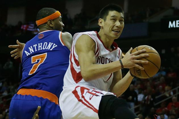 Lin to Enjoy Return to MSG, Then Put It Behind Him