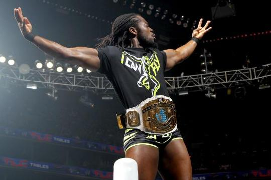 WWE TLC 2012 Results: Kofi Kingston's Win vs. Wade Barrett Ideal for Both Stars