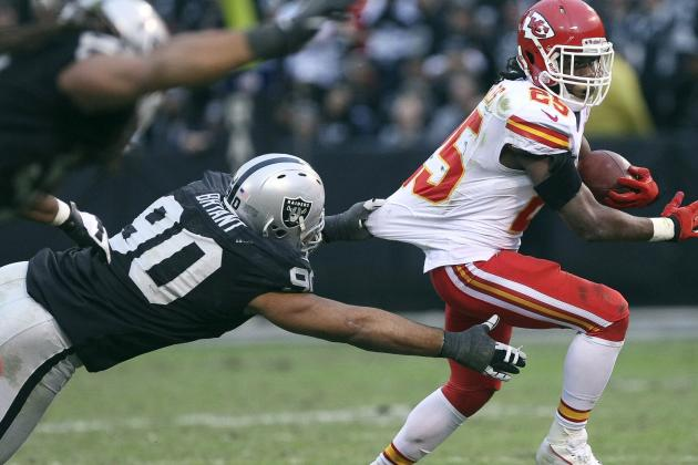 Chiefs Reach All-New Low in Loss to Raiders