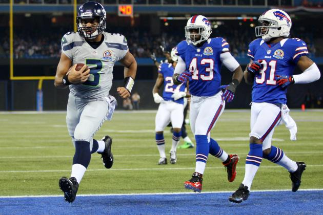 Seahawks vs. Bills: Seattle's Use of the Zone-Read Option Opened the Flood Gates