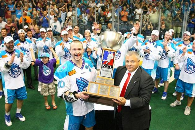 Rochester Knighthawks 2013 NLL Preview: Can They Repeat as Champions?
