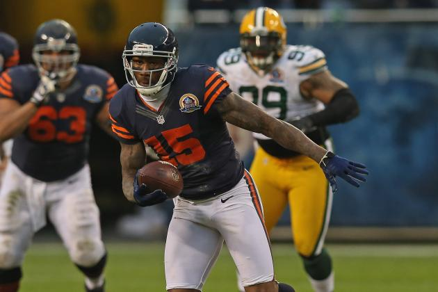 Brandon Marshall Emotional After Latest Bears Setback