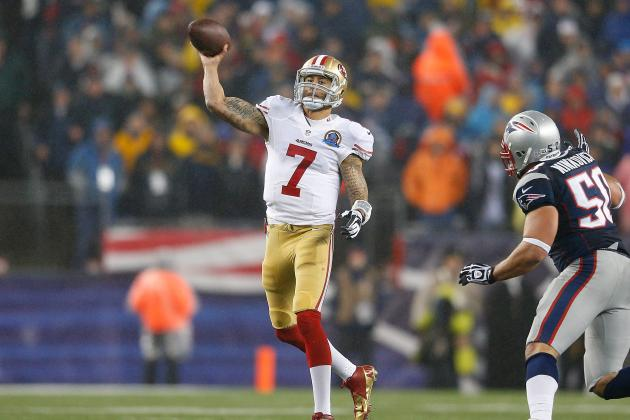 49ers vs. Patriots: Live Score, Highlights and Analysis