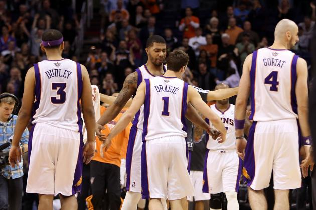 Laying out a 3-Year Plan for Phoenix Suns to Regain Contender Status