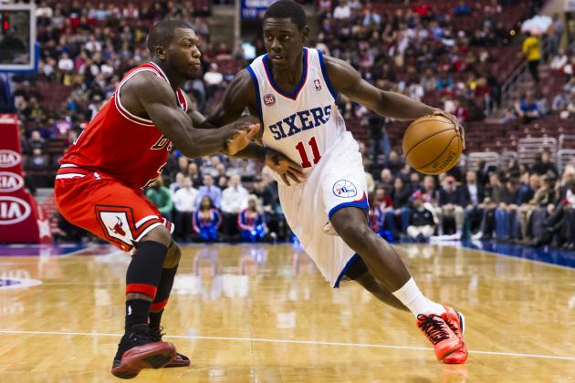Sixers' Jrue Holiday: How Close Is He to Becoming an Elite NBA Point Guard?