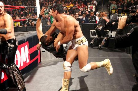 WWE TLC 2012 Results: Has Alberto Del Rio Turned Face?
