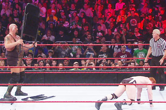 WWE TLC 2012: What's Next for Sheamus After His Loss to the Big Show?