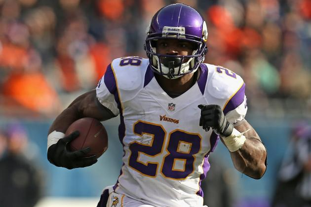 Is Adrian Peterson Having the Greatest Comeback Season in NFL History?