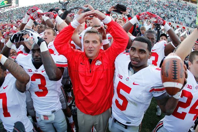 Ohio State Football: Will Weak '13 Schedule Hurt OSU'S Title Chances Next Year?