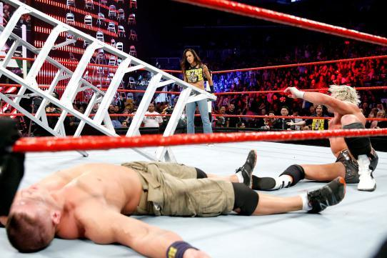 WWE TLC 2012 Winners: What Dolph Ziggler's Win Means for John Cena's Future