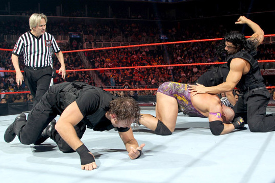 WWE TLC 2012 Results: What We Learned from The Shield's Win