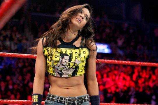 WWE TLC MC Report: AJ Lee's Heel Turn Doesn't Make Sense