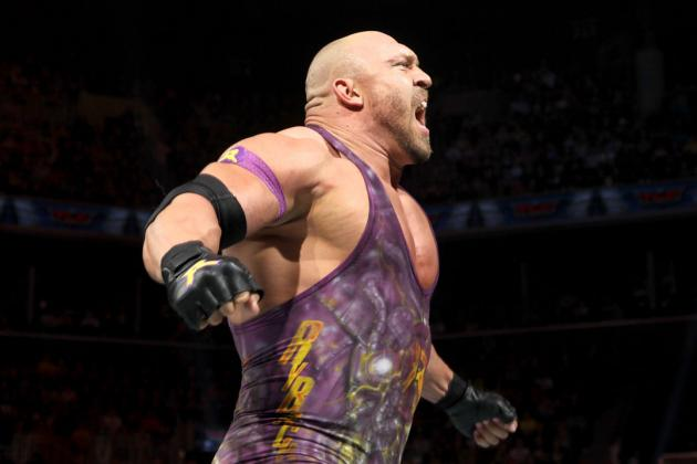 WWE TLC 2012: Did WWE Handle Ryback Correctly Tonight?