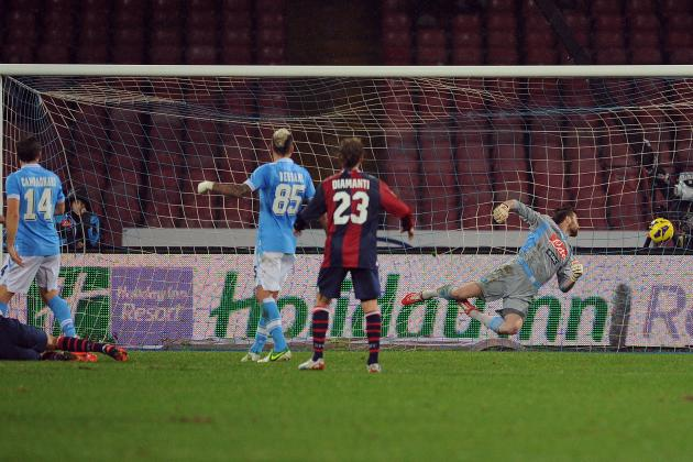 Napoli's Defense Fails Them Again in 3-2 Loss to Bologna
