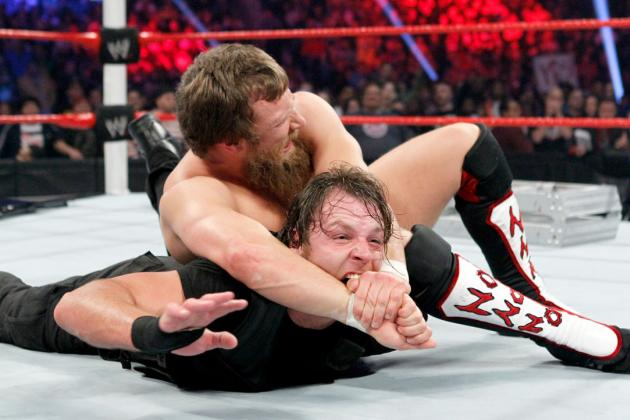 WWE TLC 2012 Results: Daniel Bryan Reigns as the Only Superstar Babyface