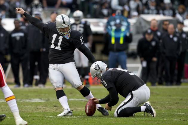 Chiefs vs. Raiders: Shutout Gives Oakland Something to Build on