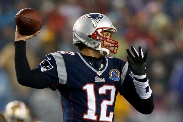 Tom Brady: QB Still MVP Front-Runner Despite Sunday Night Football Loss