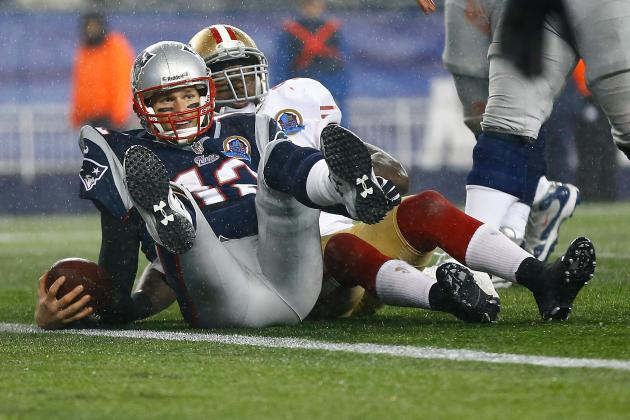 49ers vs. Patriots: Why 41-34 Loss Doesn't Doom New England's Playoff Hopes