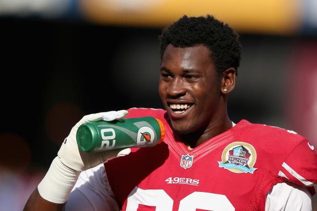 Why Aldon Smith's DPOY Campaign Took a Huge Hit vs. Patriots
