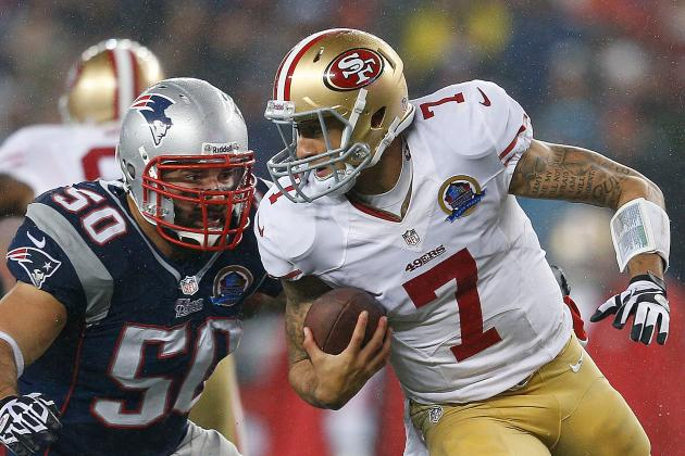 49ers' Gutty Win Proof Jim Harbaugh Made Right Call Turning to Colin Kaepernick