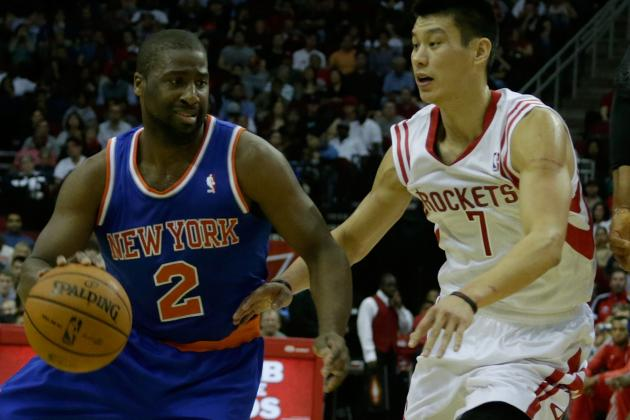 New York Knicks Point Guard Upgrade from Jeremy Lin to Felton, by the Numbers