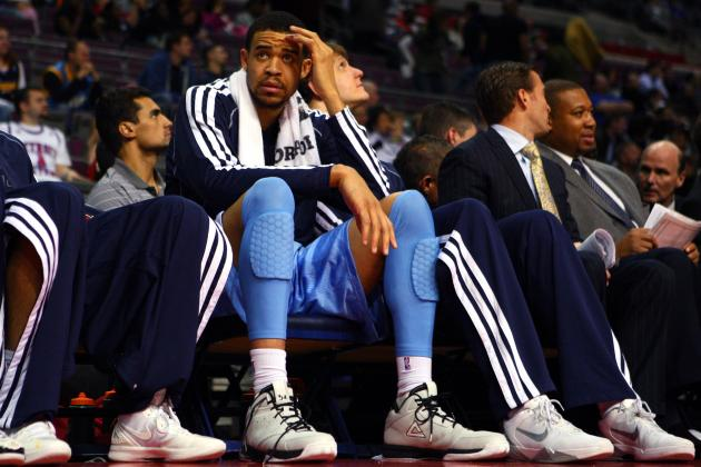 Making the Case Against JaVale McGee as Denver Nuggets' Starting Center