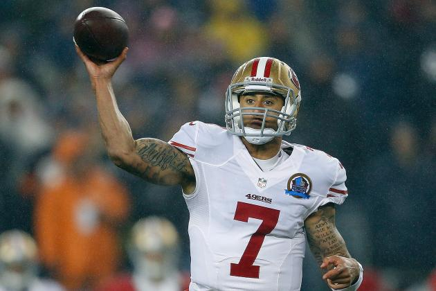 San Francisco 49ers: Colin Kaepernick Ends QB Debate with 4-TD Performance