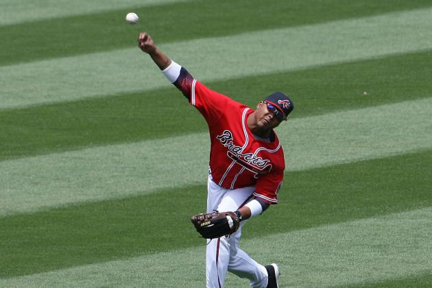 Longtime Brave Andruw Jones Moves on to Japan: Is He a Hall of Famer?
