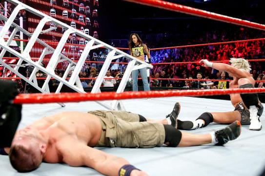 WWE TLC 2012 Results: What's Next for John Cena After Loss to Dolph Ziggler?