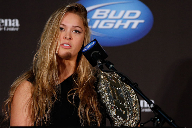 UFC 157: Dana White Explains Why Ronda Rousey Will Headline in Her First Fight