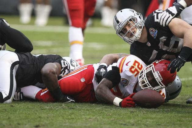 Chiefs vs. Raiders: It Keeps Getting Worse for Kansas City