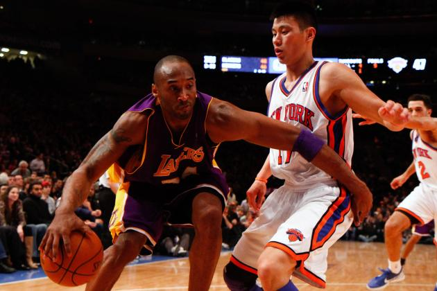 Jeremy Lin's Most Memorable Moments at Madison Square Garden During Linsanity